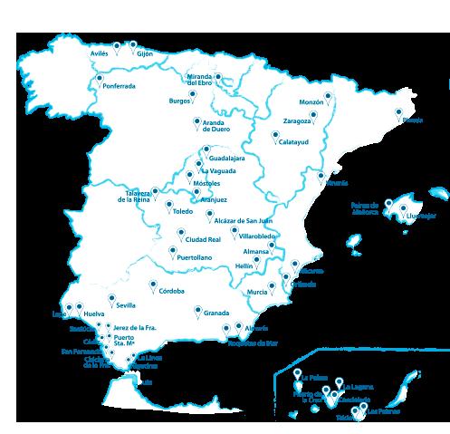 resonancias abiertas en España